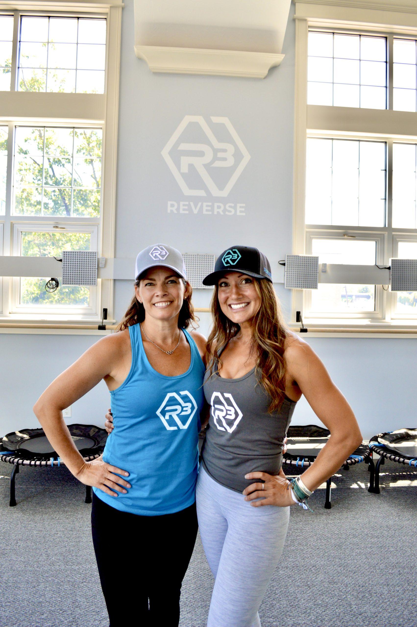 Allison Barnes trainer for Nancy Kerrigan
