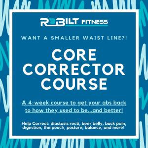 core corrector course